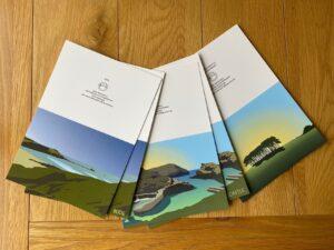 landscape format cards