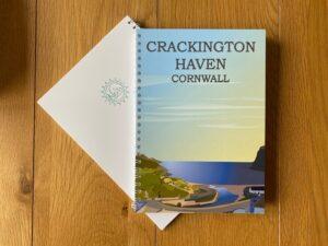 Crackington Haven notebook