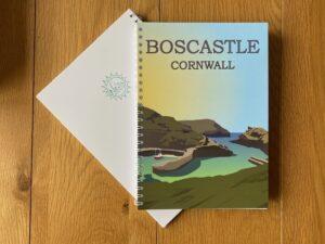boscastle notebook